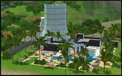 sims 3 add on ile de reve complexes hoteliers