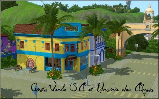 sims 3 ile de reve isla paradiso costa verde s a librairie chez alyssa rabbit hole