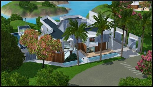 sims 3 ile de reve isla paradiso famille alto