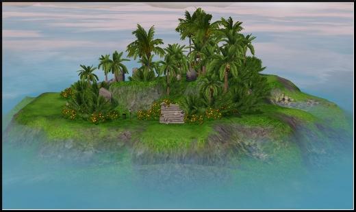 sims 3 ile de reve isla paradiso iles cachees ile du prisme