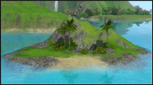 sims 3 ile de reve isla paradiso iles cachees ile du beryl