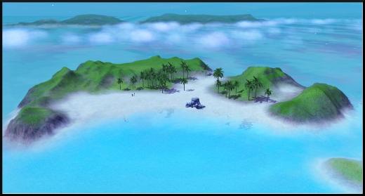 sims 3 ile de reve isla paradiso iles cachees  Le Repaire du Plongeur