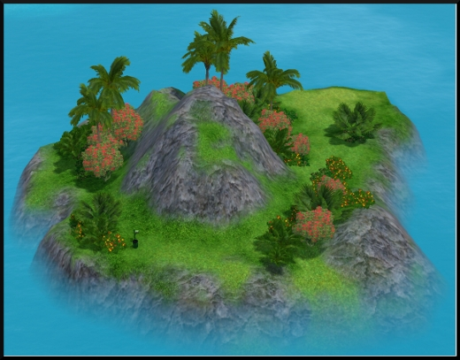sims 3 ile de reve isla paradiso iles cachees L Anse du Butin