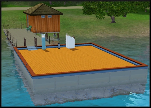 Sims 3 ile de reve nouveautes add on maison bateau