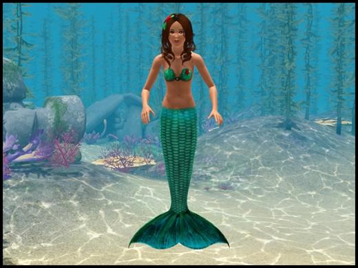 Sims 3 ile de reve nouveautes add on sirene