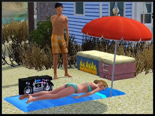 Sims 3 ile de reve nouveautes add on