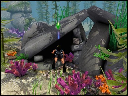 plongée et grotte