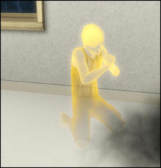 fantôme d'une sirène