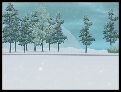 tempête du chasseur neige