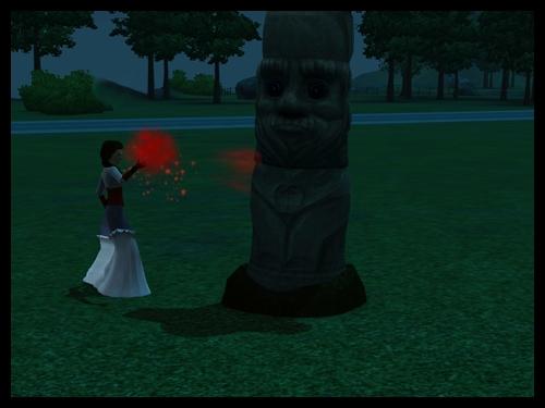 pierre météorologique invocation vampire
