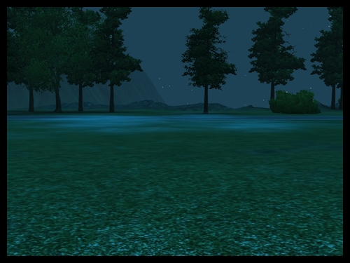 brouillard éclipsant