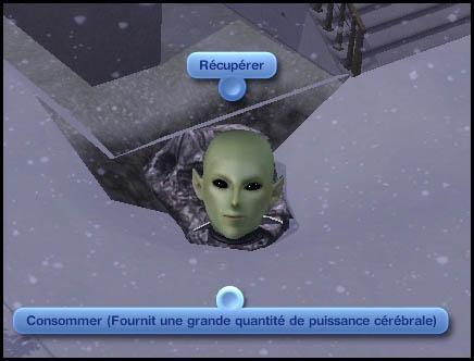 Sims 3 Saisons Extra-terrestres météores
