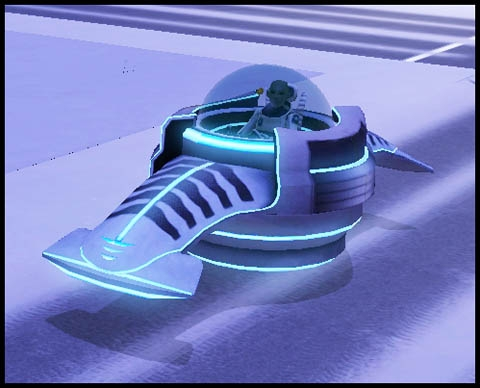 Sims 3 Saisons Extra-terrestres vaisseau