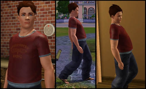 Sims 3 Saisons Extra-terrestres grossesse