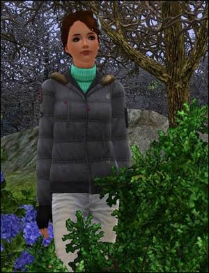 Sims 3 Saisons Hiver vêtements
