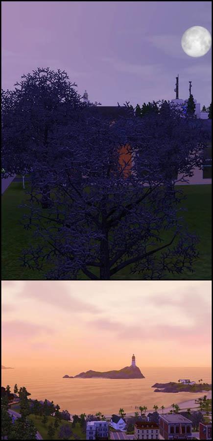 Sims 3 Saisons Hiver temps