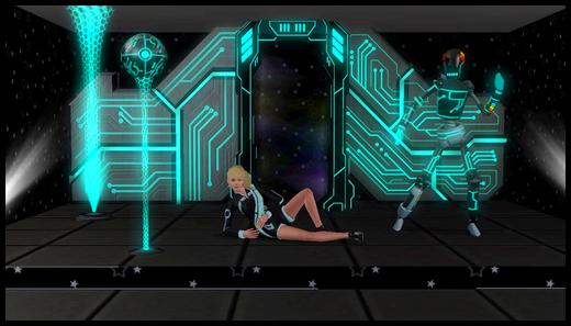 Sims 3 article test add on show time objet vetements - Objet de science fiction ...
