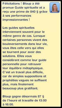 31 super pouvoir carriere voyance branche mystique niveau 7 guide spirituel