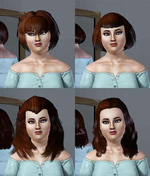 coiffures femmes superpouvoirs 1