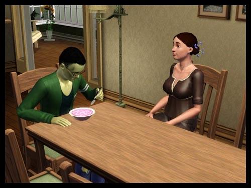 interview zombi manger du cerveau en gelée