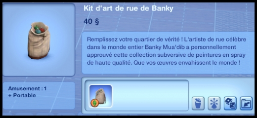 kit art de rue