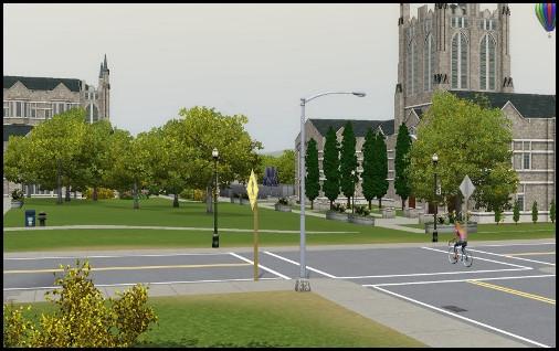 campus université