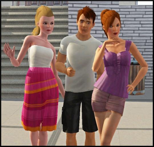 1 sims 3 universite carriere agent sportif concepteur jeux video expert art intro pose
