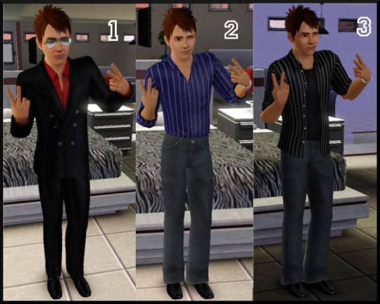 26 sims 3 universite carriere agent sportif concepteur jeux video expert art tenues travail 1