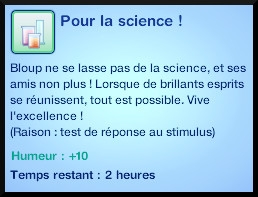 10 sims 3 universite competence science moodlet pour la science