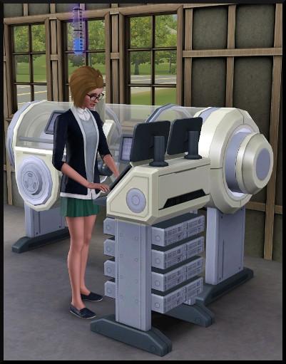 15 sims 3 universite competence science utilisation station recherche scientifique