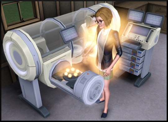 18 sims 3 universite competence science station recherche scientifique experience insecte irradier action