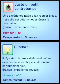 26 sims 3 universite competence science station recherche scientifique moodlet euraka juste un contre temps