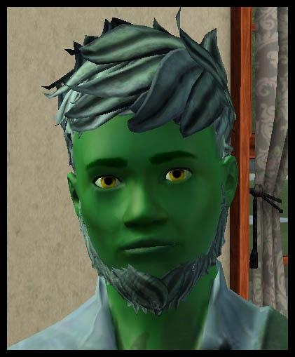 Sims 3 Université Végésims portrait