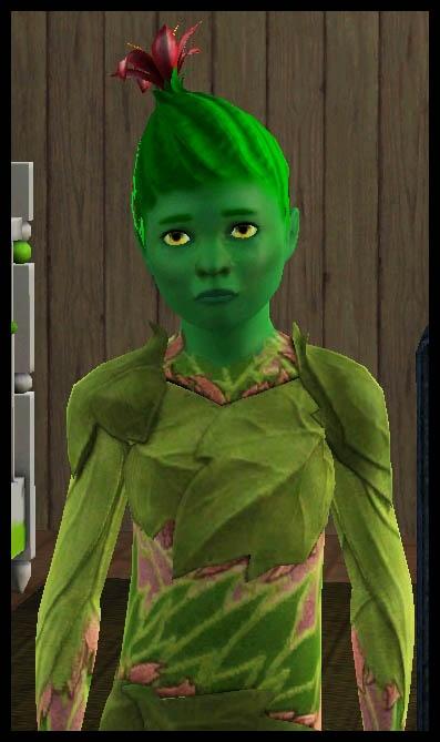 Sims 3 Université Végésims enfant