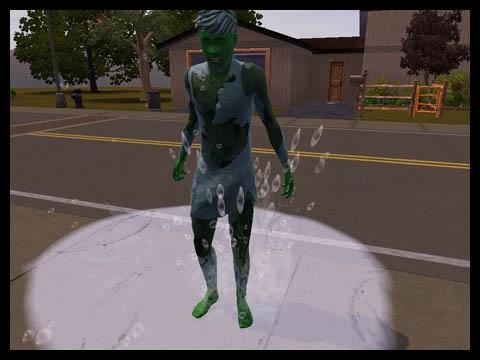 Sims 3 Université Végésims arroser