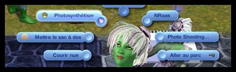 Sims 3 Université Végésims interactions