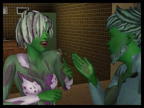 Sims 3 Université Végésims amour