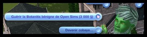 Sims 3 Université Végésims guérir