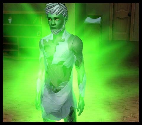 Sims 3 Université Végésims redevenir humain