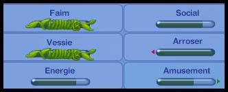 Sims 3 Université Végésims besoins