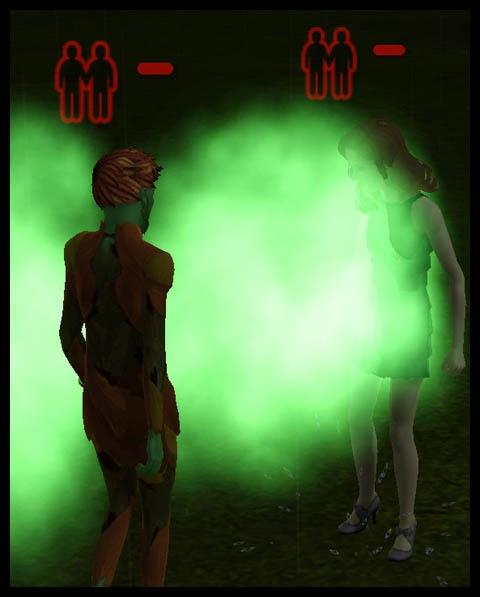 Sims 3 Université Végésims baiser empoisonné