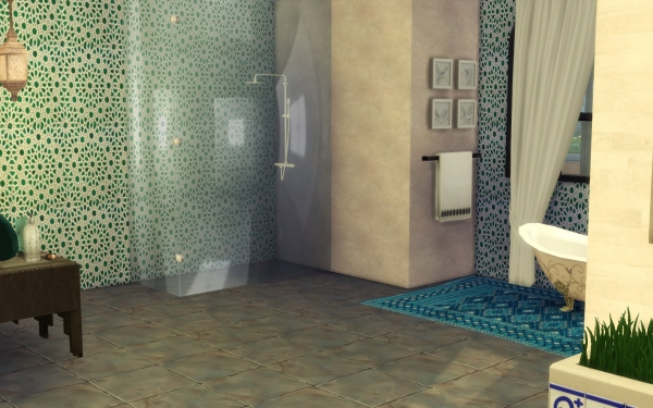 sims 4 deco carnet decoration marocaine salle de bain. Black Bedroom Furniture Sets. Home Design Ideas