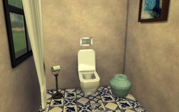 sims 4 deco carnet decoration marocaine salle de bain bathroom morocco