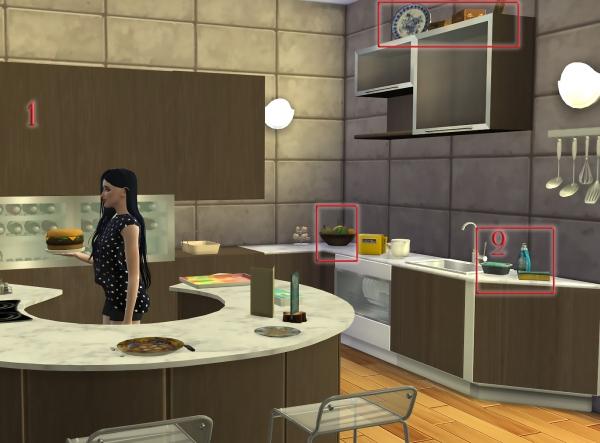 Coup coeur t l chargement download juin 2016 sims 4 Meuble de cuisine sims 4 qui s imbrique