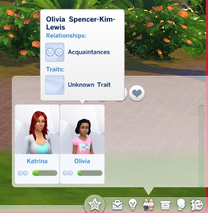 sims 4 relationship types attributes