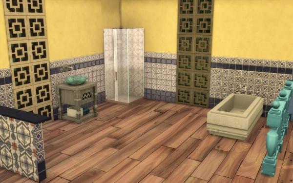 Dans la jungle mode achat mode construction for Salle de bain jungle