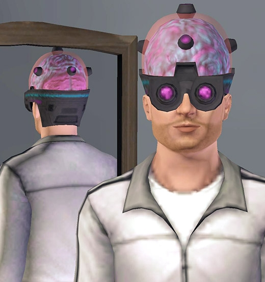 Sims 3 Cinéma Coiffure