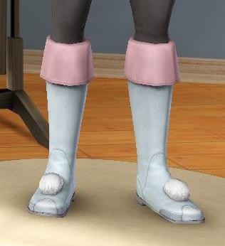 Sims 3 Cinéma chaussures