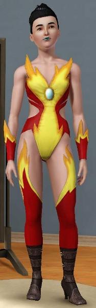Sims 3 Cinéma Superhéros