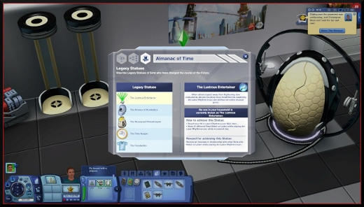 3 sims 3 fan day add on en route vers le futur livre évenements passés